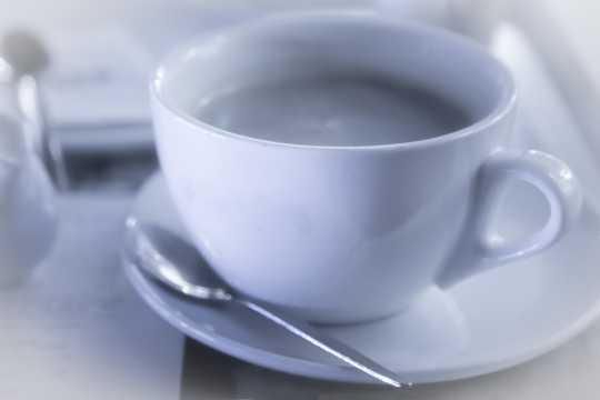 香浓可口的咖啡图片