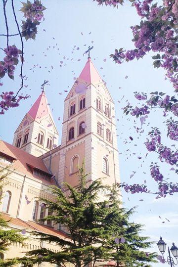 清新浪漫的教堂