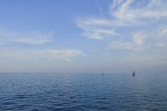 天空与海洋