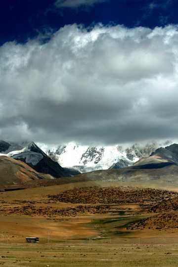 西藏那曲光景图片