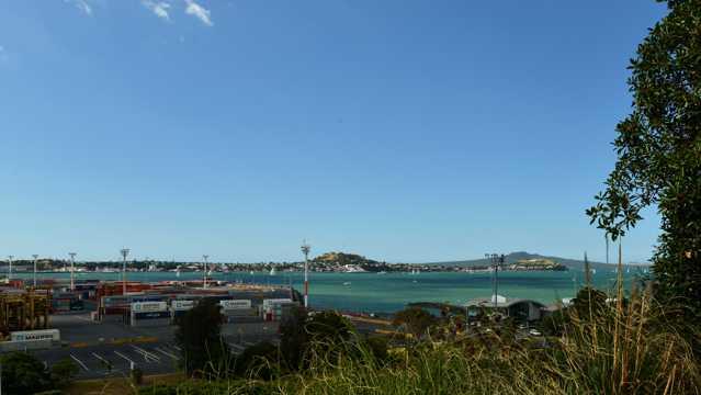 新西兰海岸风光