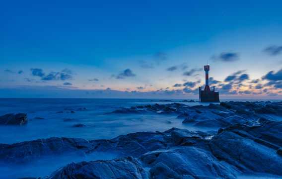 广西北海涠洲岛风光