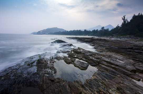 广东惠州盐洲岛风景图片