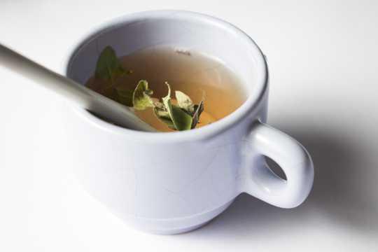 一杯茶的休闲时光
