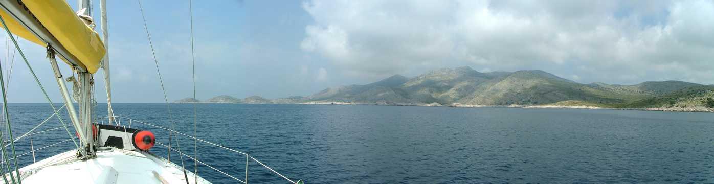 意大利亚得里亚海光景