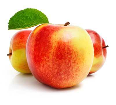 新鲜的苹果图片